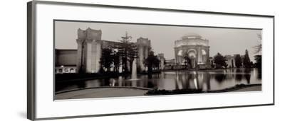 Palace Of Fine Arts Pano #4-Alan Blaustein-Framed Photographic Print