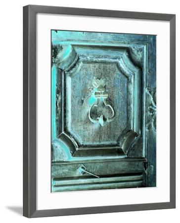La Porte #1-Alan Blaustein-Framed Photographic Print