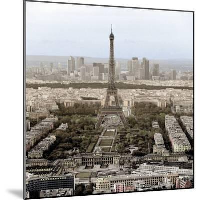 Tour Eiffel #14-Alan Blaustein-Mounted Photographic Print