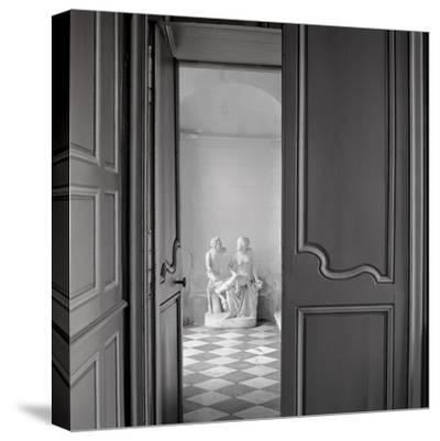 Chateau #2-Alan Blaustein-Stretched Canvas Print