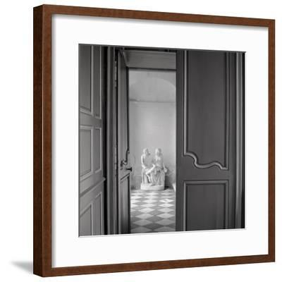 Chateau #2-Alan Blaustein-Framed Photographic Print