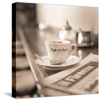 Caffè, Firenze-Alan Blaustein-Stretched Canvas Print