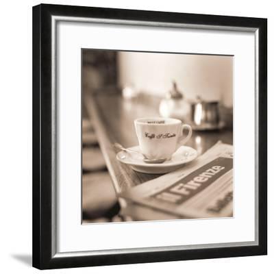 Caffè, Firenze-Alan Blaustein-Framed Photographic Print