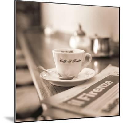 Caffè, Firenze-Alan Blaustein-Mounted Photographic Print