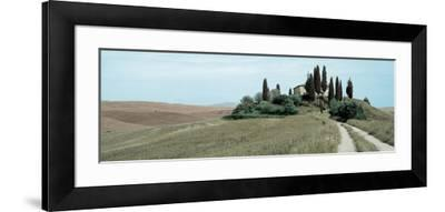 Val d'Orcia Pano #4-Alan Blaustein-Framed Photographic Print