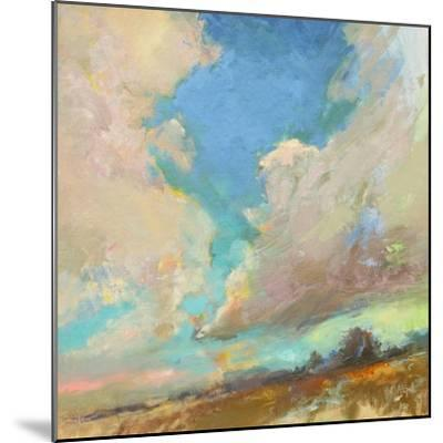 Clouds Got in My Way-Beth A^ Forst-Mounted Art Print
