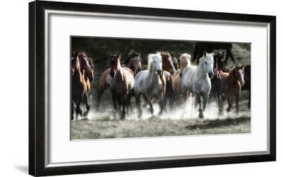 Renegades-Lisa Dearing-Framed Photographic Print