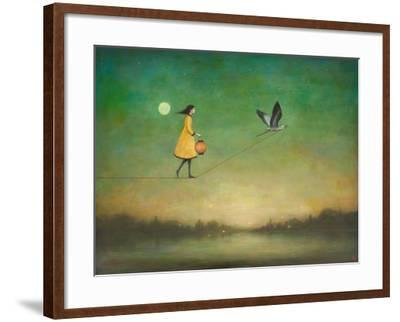 Blue Moon Expedition-Duy Huynh-Framed Premium Giclee Print