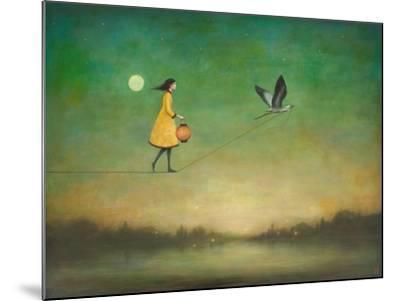 Blue Moon Expedition-Duy Huynh-Mounted Premium Giclee Print
