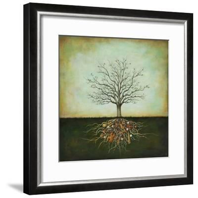 Strung Together-Duy Huynh-Framed Premium Giclee Print