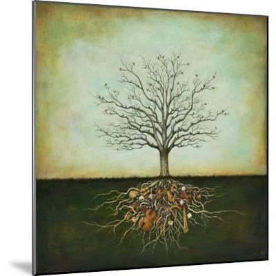 Strung Together-Duy Huynh-Mounted Premium Giclee Print