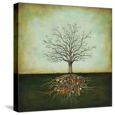 Strung Together-Duy Huynh-Stretched Canvas Print
