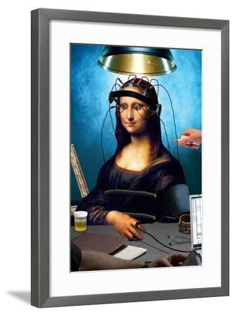 Advanced Diagnostic Techniques-Barry Kite-Framed Art Print