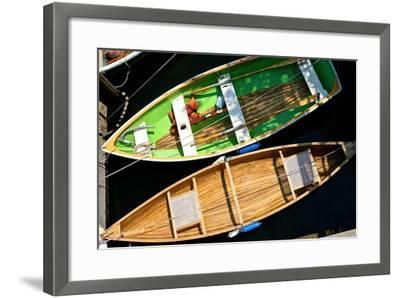 In Camden Harbor-Deborah Loeb Bohren-Framed Photographic Print