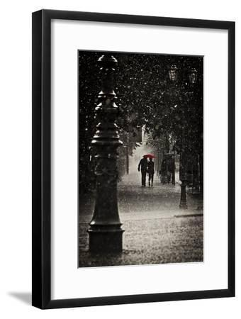Fragments of Water-Stefano Corso-Framed Photographic Print