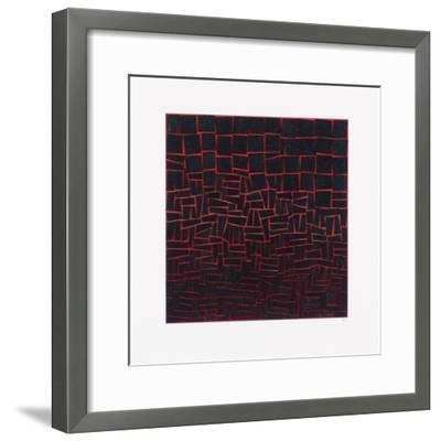 Structured Dusk-Alex Dunn-Framed Giclee Print