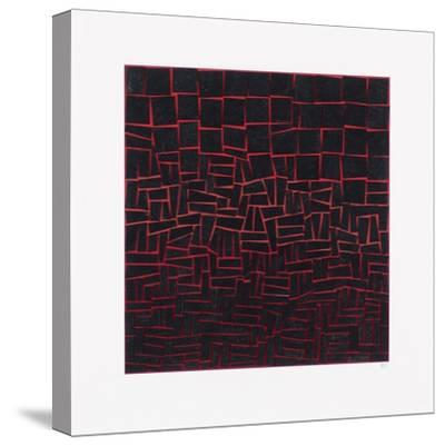 Structured Dusk-Alex Dunn-Stretched Canvas Print