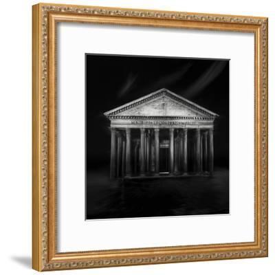 The Pantheon, 2017-Erik Brede-Framed Giclee Print