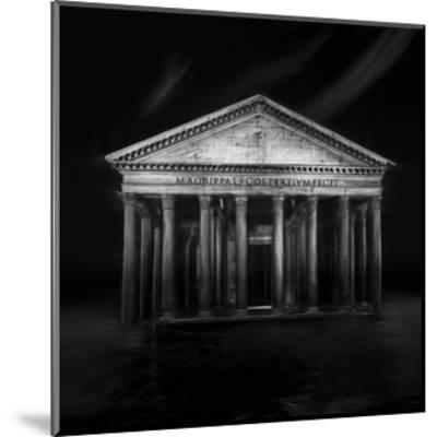 The Pantheon, 2017-Erik Brede-Mounted Giclee Print