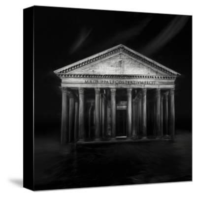 The Pantheon, 2017-Erik Brede-Stretched Canvas Print