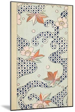 Smithsonian Libraries: Shin-bijutsukai--Mounted Art Print