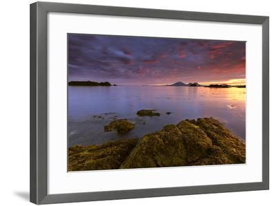 Sitka, Ak-Joe Azure-Framed Photographic Print