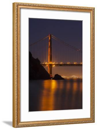 San Francisco, California-Joe Azure-Framed Photographic Print