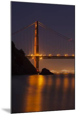 San Francisco, California-Joe Azure-Mounted Photographic Print