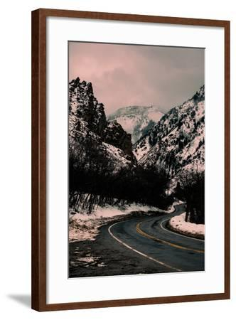 Millcreek Canyon Road-Lindsay Daniels-Framed Photographic Print