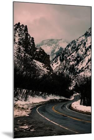 Millcreek Canyon Road-Lindsay Daniels-Mounted Photographic Print