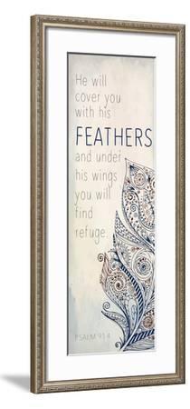 He Will-Kimberly Allen-Framed Art Print