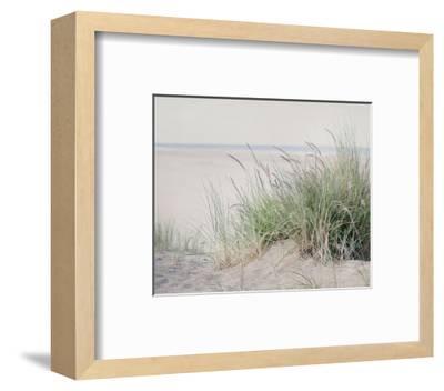 Steps To The Beach II-Elizabeth Urquhart-Framed Photo