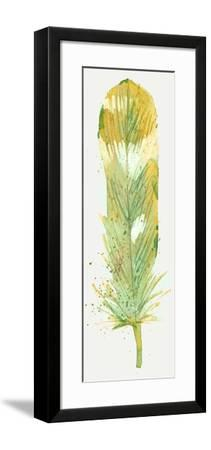 Feather Bright 1-Kimberly Allen-Framed Art Print
