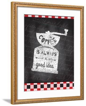 A Good Day 2-Kimberly Allen-Framed Art Print