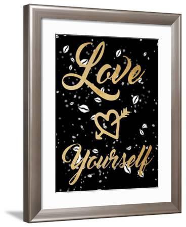Love Yourself-Marcus Prime-Framed Art Print