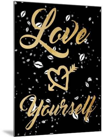 Love Yourself-Marcus Prime-Mounted Art Print