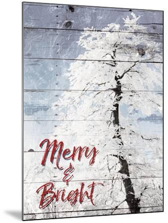 Merry and Bright-Milli Villa-Mounted Art Print