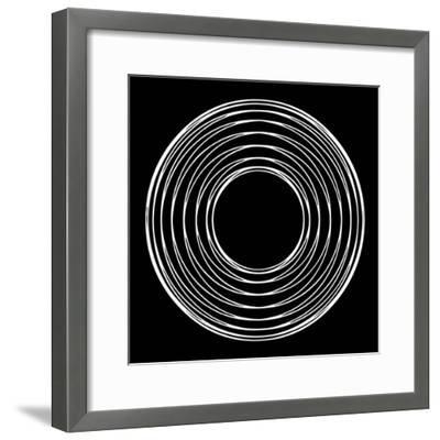 Retrospect 1-Sheldon Lewis-Framed Art Print