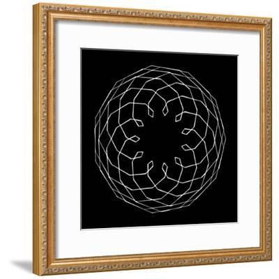 Retrospect 3-Sheldon Lewis-Framed Art Print