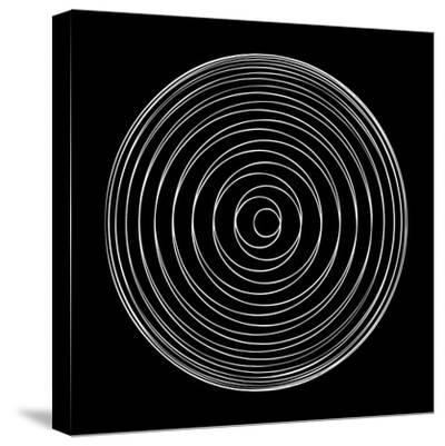 Retrospect 2-Sheldon Lewis-Stretched Canvas Print