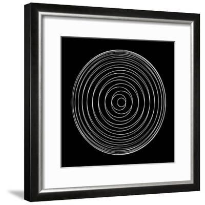 Retrospect 2-Sheldon Lewis-Framed Art Print
