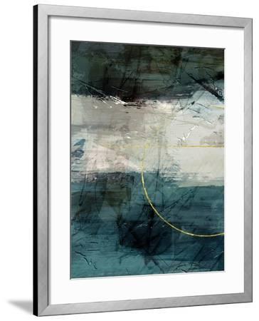 Gold Flared 1-Marcus Prime-Framed Art Print