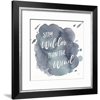 Watercolor Wanderlust Adventure II-Laura Marshall-Framed Art Print