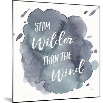 Watercolor Wanderlust Adventure II-Laura Marshall-Mounted Art Print