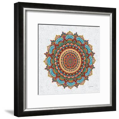 Mandala Dream-James Wiens-Framed Art Print