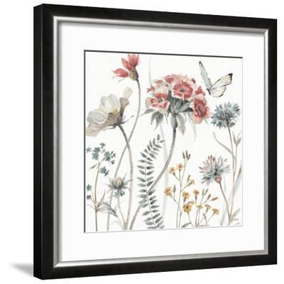 A Country Weekend III-Lisa Audit-Framed Art Print