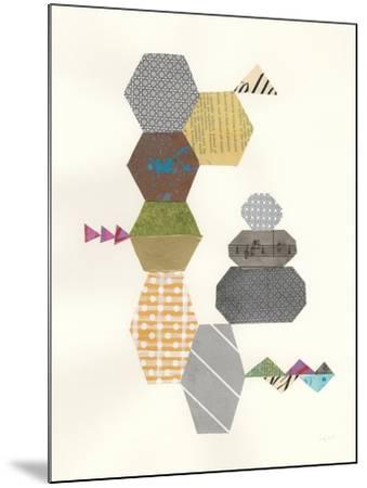 Modern Abstract Design IV-Courtney Prahl-Mounted Art Print