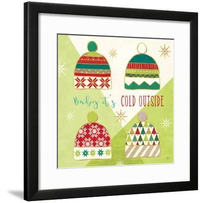 Winter Wishes III-Veronique Charron-Framed Art Print