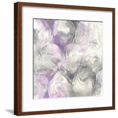 Amethyst Circles II-Chris Paschke-Framed Art Print