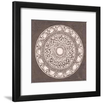 Seville III FB Spice-Kathrine Lovell-Framed Art Print
